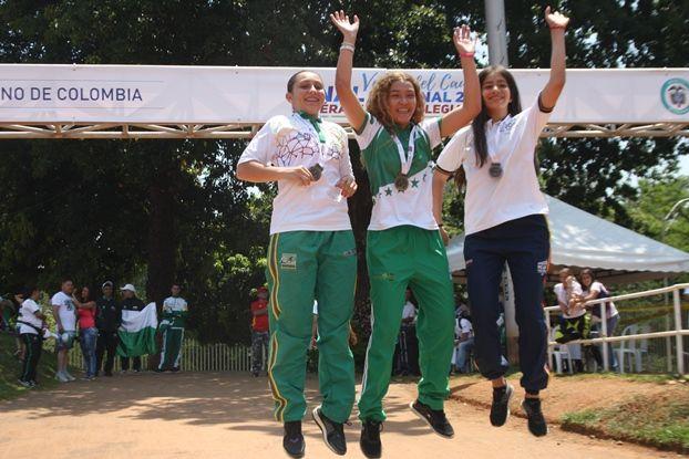Además de la de oro el Rugby con la Institución Educativa Ciudadela Cuba se colgó la medalla de plata. Risaralda tiene 4 de oro, 6 de plata y 7 de bronces.