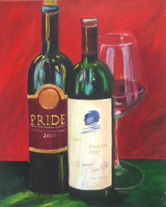 1000 ideas about wine painting on pinterest canvas for Paint bottles with tips