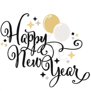 Image result for free clipart happy new year 2018 travel trailer