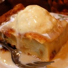 Bread Pudding with Bourbon Sauce: Part of a Southern Christmas Dinner