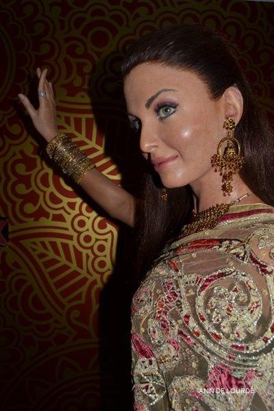 Aishwarya Rai, Bollywood, Summer 2013, Madame Tussauds London, England, United Kingdom.