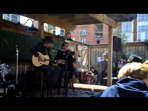"""Mike Scott / Waterboys - """"The Pan Within"""" @ Ginger Man SXSW 2013."""