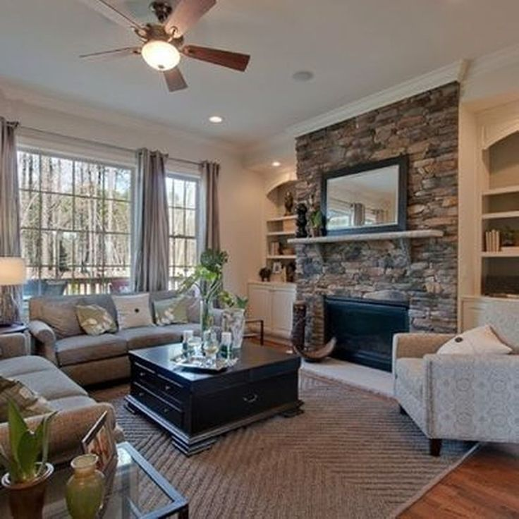 30 furniture arrangement ideas for small spaces living on family picture wall ideas for living room furniture arrangements id=72957