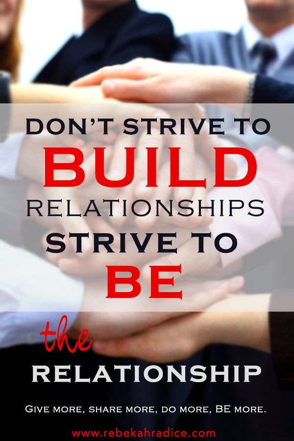 The 3 C's of Relationship Marketing http://rebekahradice.com/effective-relationship-marketing/