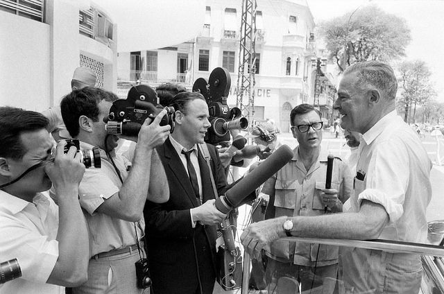 SAIGON 1965 - US Ambassador Henry Cabot Lodge - Photo by L…   Flickr