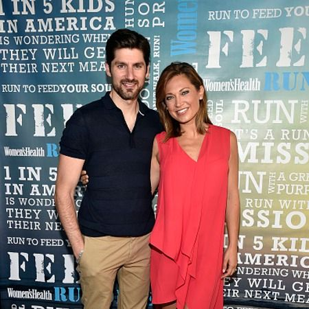 Ginger Zee's Husband Ben Aaron Should Be On 'Dancing With The Stars,' & Here's Why | Romper