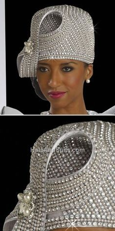 Church Lady's Hat's on Pinterest | Church Hats, Women Church Suits ...                                                                                                                                                                                 More                                                                                                                                                                                 Mais