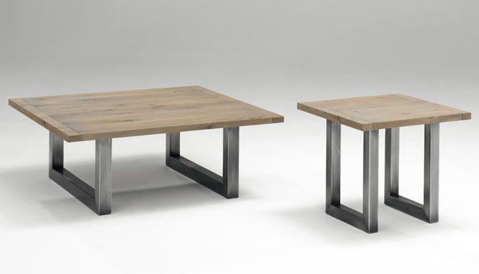Metz coffee tables / salontafel en bijzettafel