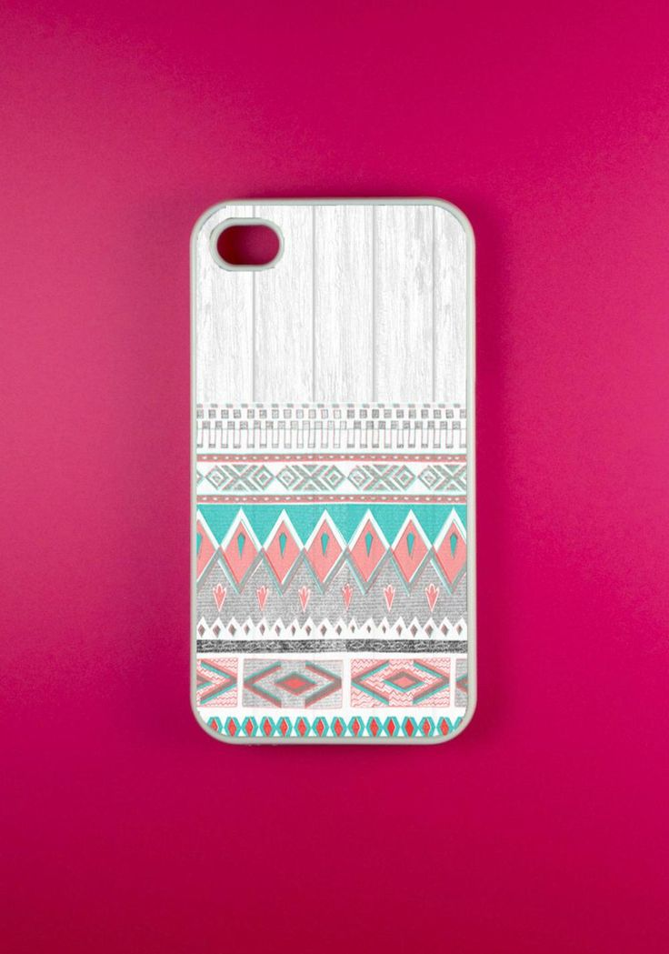 Iphone 4 Case - Aztec Pattern Iphone 4s