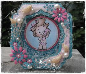 Kimmie's kaartjes: Zomerse make and take met Dutch Doobadoo