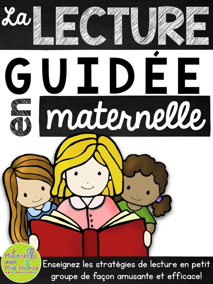 Maternelle avec Mme Andrea: La lecture guidée en maternelle - Guided Reading in a primary French classroom (with a Freebie!)