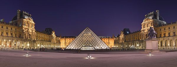 Museo de Louvre - París - Francia