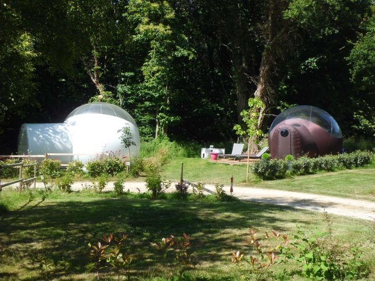Camping des cerisiers - Week-end et nuit insolite Morbihan - Bretagne