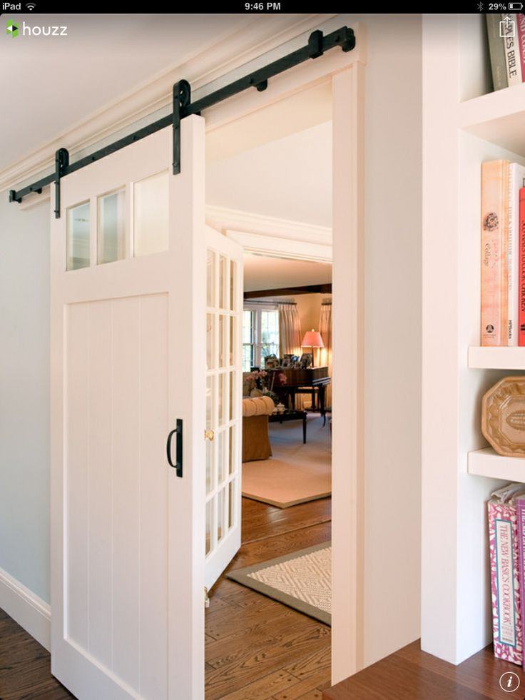 96 Best Images About Barn Doors On Pinterest Sliding