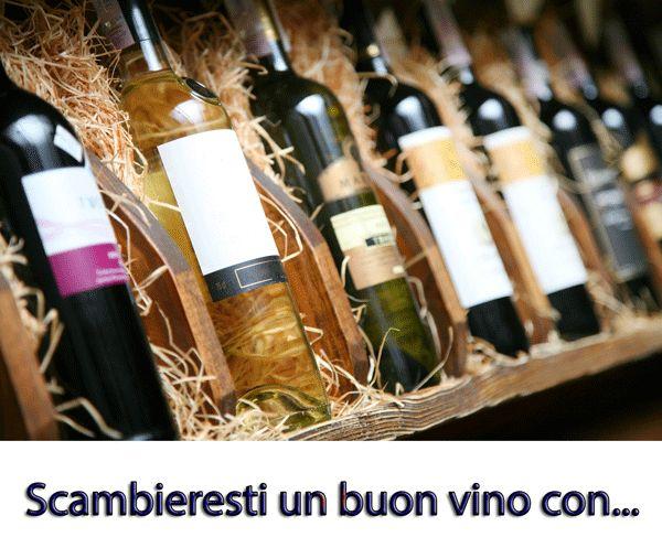 Ci sono bottiglie di vino che soddisfano il tuo gusto, ed il piacere di berlo in compagnia è impagabile. Scabieresti una bottiglia di buon vino con una VITA da SOGNO? #PushMeGeneration