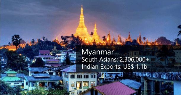 http://globaldesi.info/Myanmar #Myanmar #Yangon #Mandalay #Mawlamyine #Zeyawaddy #Kyauktaga #SouthEastAsia #SouthAsians #IndianExports #Onetact #GlobalDesi #IndianDiaspora #NRI
