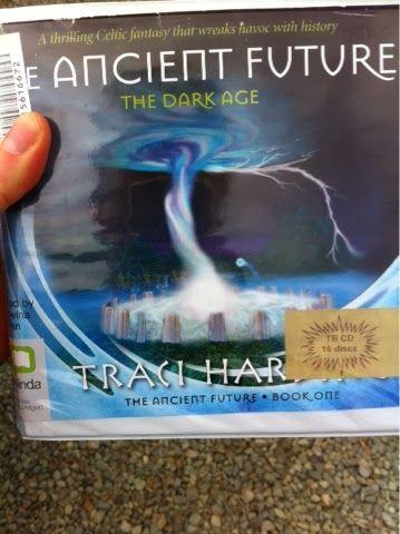 The Cosy Dragon: Traci Harding - The Ancient Future, The Dark Age