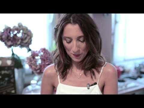 A Gipsy in the Kitchen e la ricetta dell'hummus al basilico