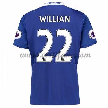 Chelsea Fotbalové Dresy 2016-17 Willian 22 Domáci Dres