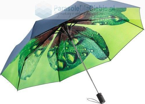 Parasol Fare z filtrem UPF oraz wewnętrznym nadrukiem