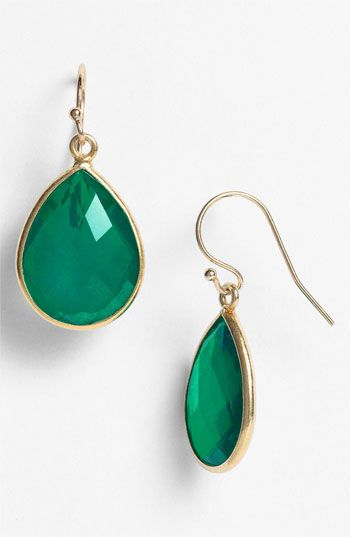 NuNu Designs 'Candy' Teardrop Earrings available at #Nordstrom