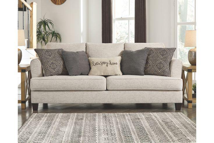 Alcona Sofa Ashley Furniture Homestore Ashley Furniture Sofas Comfortable Couch Farm House Living Room