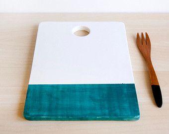 Ceramic serving board, Ceramic serving tray, Cheese board, Cutting board, Chopping board, Ceramics & pottery, Scandinavian design, Handmade