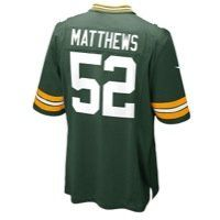NEW Green Bay Packers Clay Matthews NIKE Youth Home Jersey Size XL 18-20 X-Large Boys  https://allstarsportsfan.com/product/new-green-bay-packers-clay-matthews-nike-youth-home-jersey-size-xl-18-20-x-large-boys/  V-Neck Green Jersey w/Gold Trim Name and Numbers are Screen on