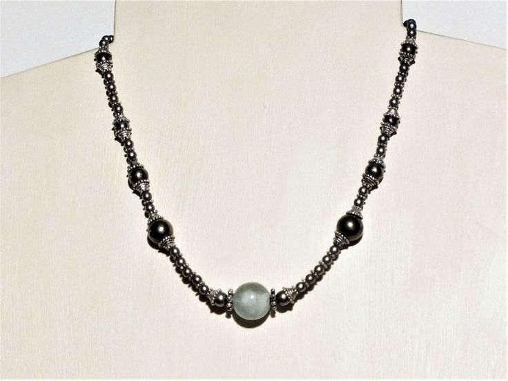 Singularity Necklace - Green Fluorite and Pyrite
