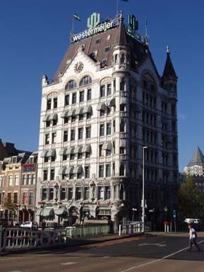 Het Witte Huis,this used to be the highest office building in Europe