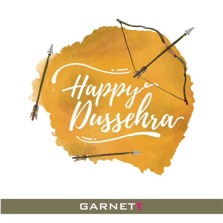 Garnett Wishes You Very Happy U0026 Prosperous Dussehra. #happy #dussehra  #vijyadashmi #