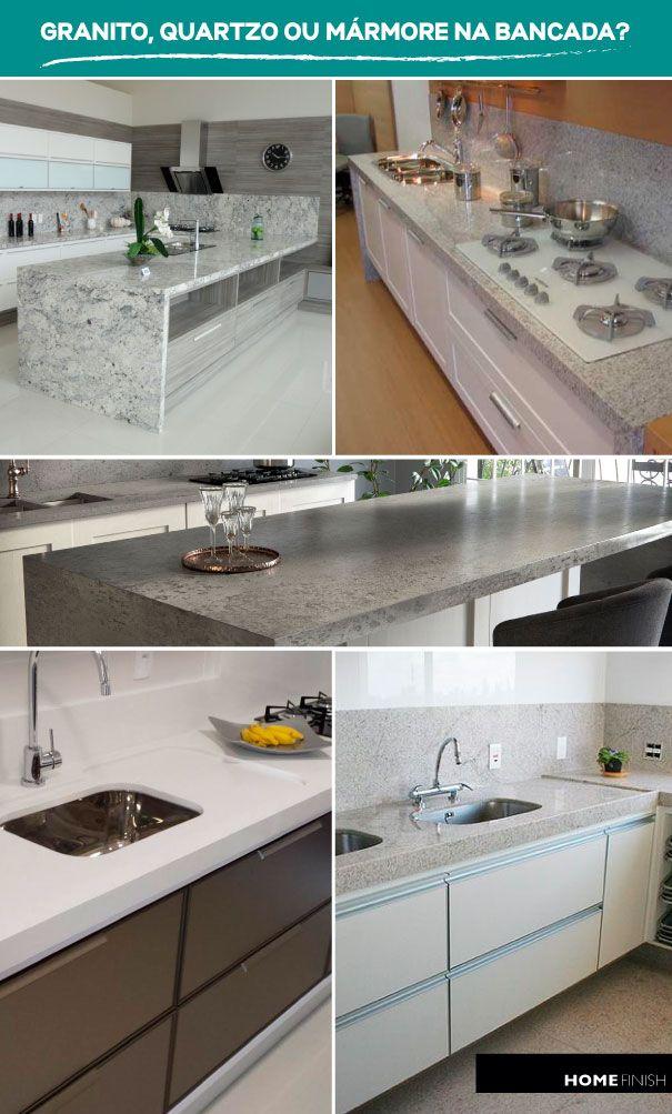 Pin De Home Finish Em Cozinha Cozinha Granito Bancada De Granito