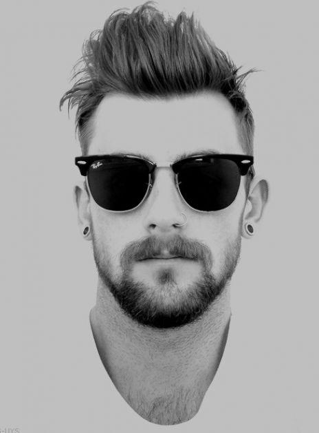hombres con barba son mas atractivos