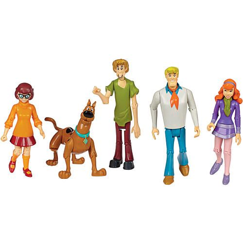 Da sx Velma Dinkley, ScoobyDoo, Shaggy Rogers, Fred Jones e Daphne Blake serie Scooby-Doo! Dove sei tu? (Scooby-Doo, Where Are You?). https://www.youtube.com/watch?v=Fg3EqU6s0pw