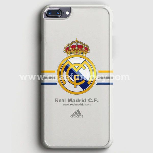Real Madrid Club De Fútbol La Liga Spanyol Logo iPhone 7 Plus Case | casefantasy