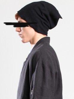 PLUSH COTTON HAT