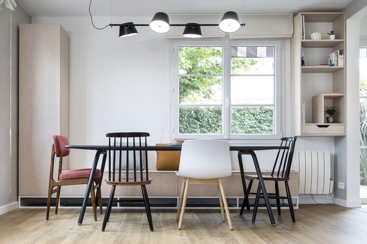 Appartement duplex Paris rénové par un architecte Inspiration