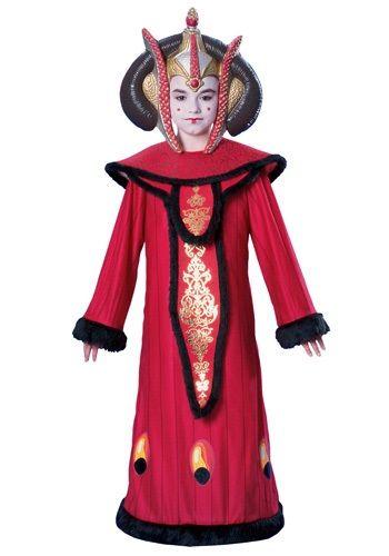 Deluxe Queen Amidala Girls Costume - Episode 1 Kids Costumes