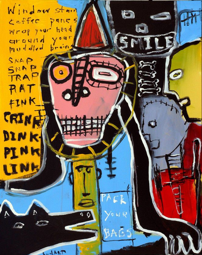 an introduction to the jean michel basquiat in the 1980s art punk movement Black history month the undefeated 44 most influential black americans in history 44 african americans who shook up the world.