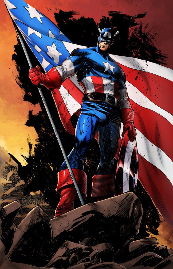 more awesome captain america artwork marvel 39 s captain america pinterest artworks awesome. Black Bedroom Furniture Sets. Home Design Ideas