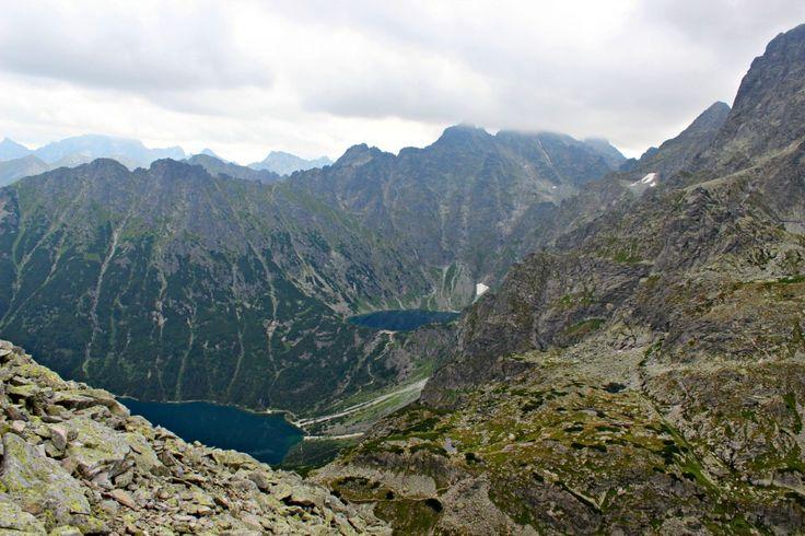Self Guided Walking Holidays in Tatra Mountains #Poland #Lesserpoland #Malopolska #polishtrails