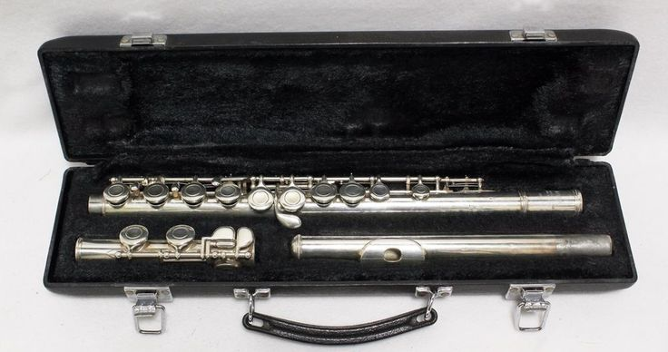 Yamaha 225SII Closed Hole Student Flute for Beginner Starter Band Class Learning #Yamaha #flute