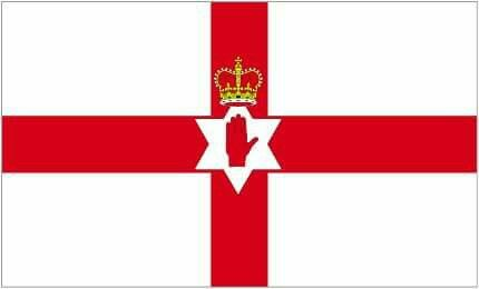 Red Hand of Ulster, The National Flag of Northern Ireland