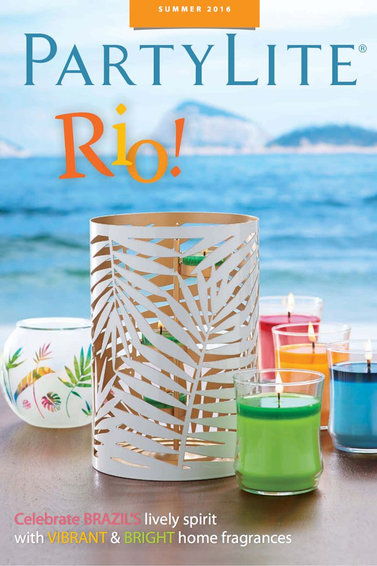 17 best images about partylite catalogs on pinterest for Candele on line