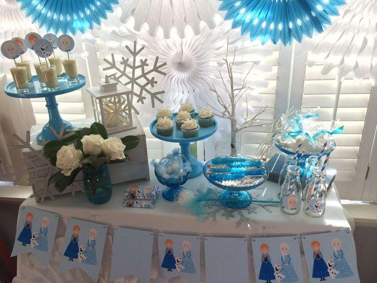 Frozen Birthday Party Ideas | Photo 1 of 11