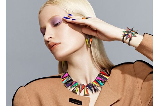 Sarah Magid Fall 2014 Jewelry Collection - Bold Baubles