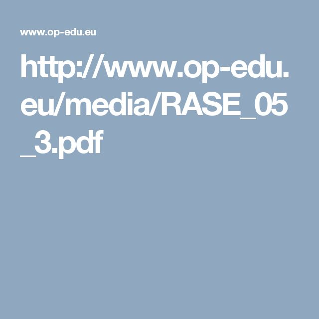 http://www.op-edu.eu/media/RASE_05_3.pdf