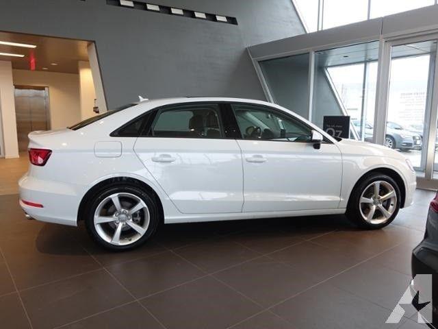 2015 Audi A3 quattro Price On Request