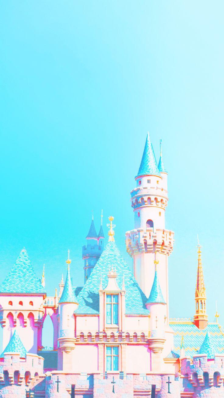 8 Disneyland Mobile Wallpapers