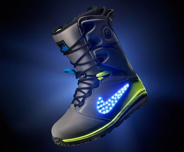 Nike LunarENDOR QS : Faites du snowboard avec style